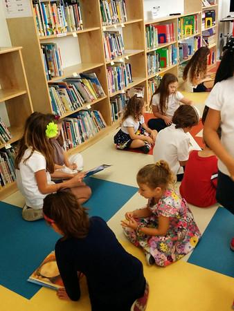 3rd grade & Nursery