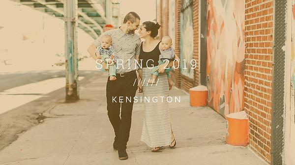 SPRING 2019 ////// KENSINGTON