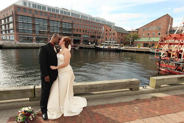 Michelle and Renard Wedding