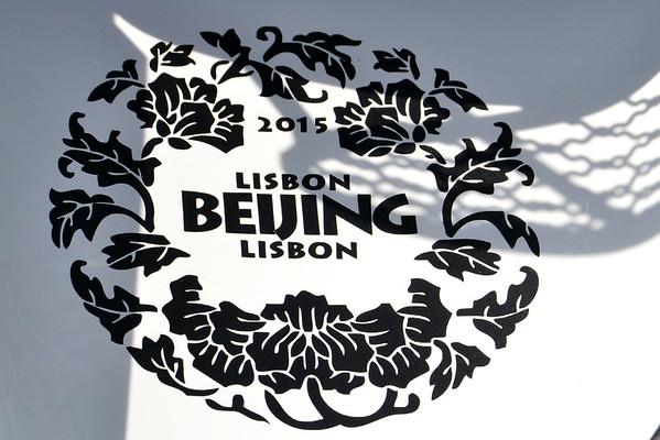 Partida Lisboa Beijing Lisboa 01.05.2015