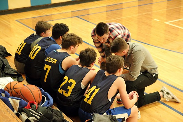 STM Saints at Hill Murray - March 4, 2019