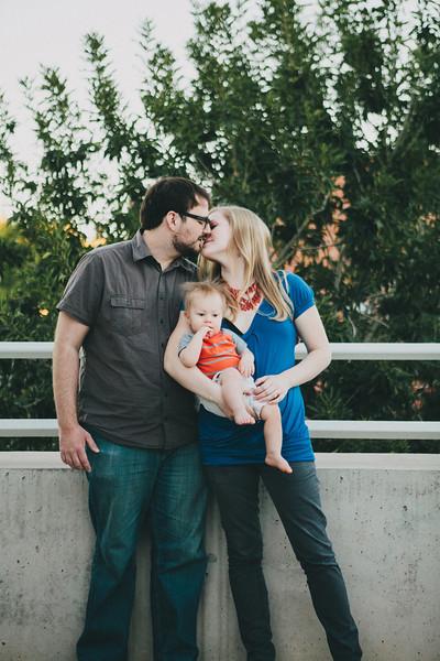 The Allen Family | Mini Session