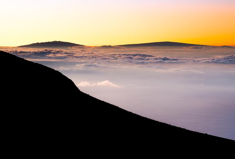 Twin Peaks of Hawaii
