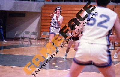1988-1989 Women's Basketball