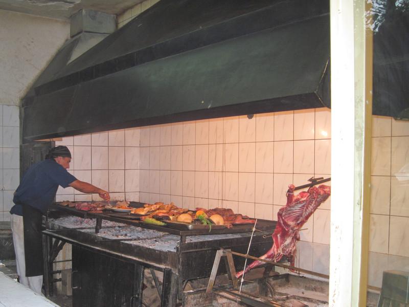 Mendoza Parilla