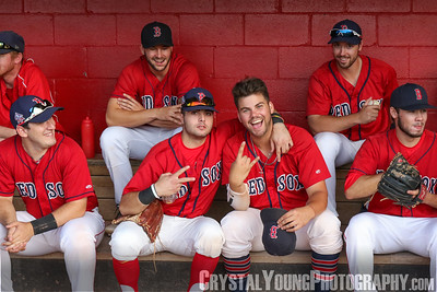 Red Sox vs. Jackfish July 24