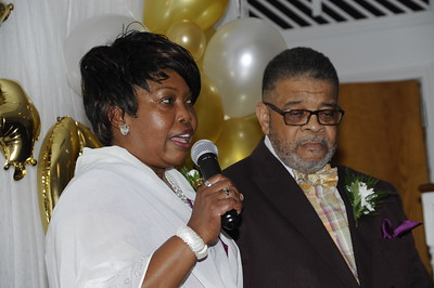 Bishop and 1st Lady Mcinnis