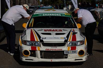 Car 35 Sunday