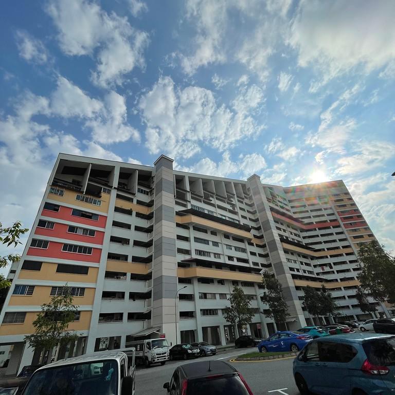 Block 145 HDB Potong Pasir