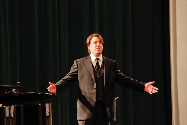 Jason Karn Recital and Reception