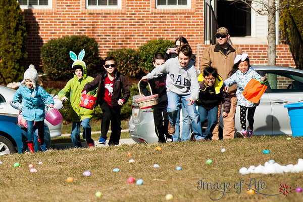 CTC Easter Egg Hunt 2018