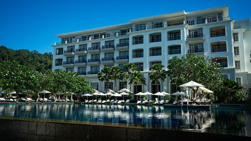 The Danna Hotel Pool 2
