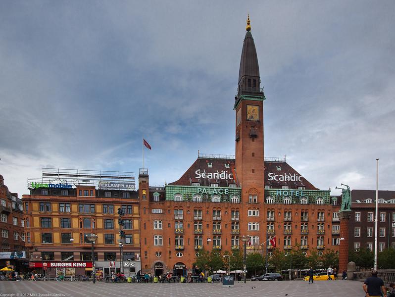 Scandia Palace Hotel, Copenhagen