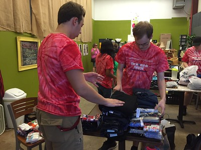 2016 Living Learning Communities Day of Service