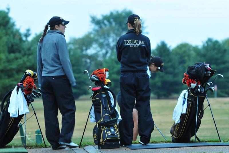 DePauw Women's Golf