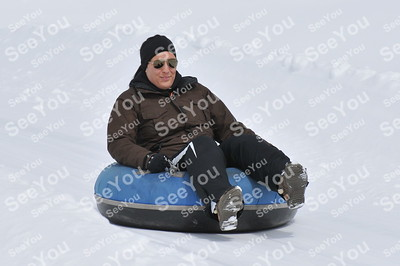 Snow Tubing 3-6-13 1-3pm session