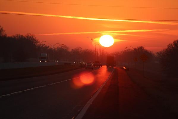 12.12.13 Sunrise