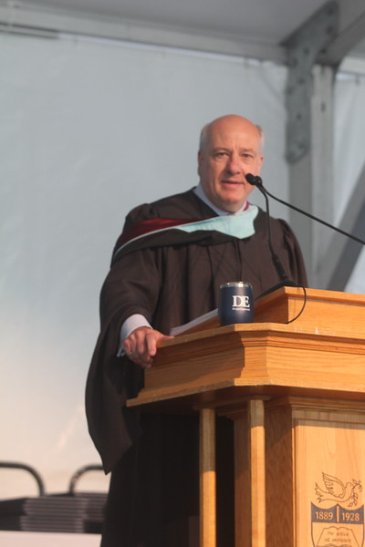 06.02.2019 Commencement McCabe - Speakers