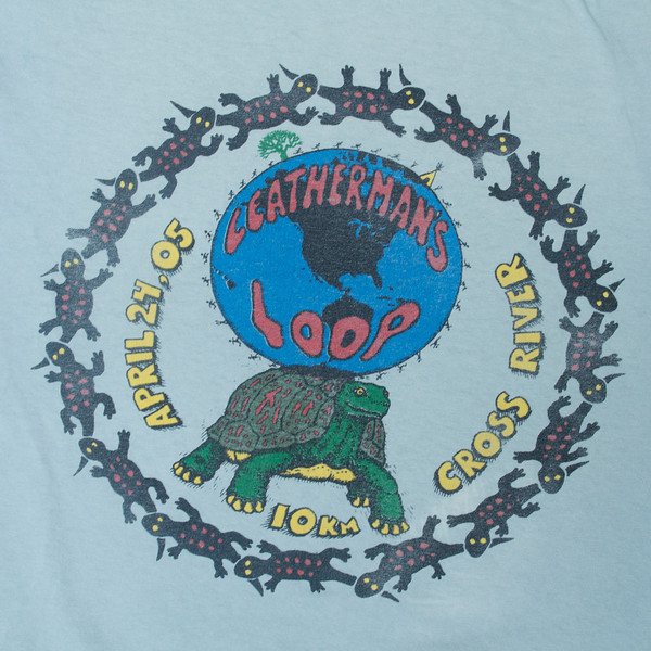 2005 Shirt - Tim Parshall - Green