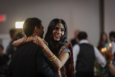 ::M&P Indian Wedding::