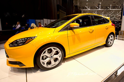 Cleveland Auto Show 2013