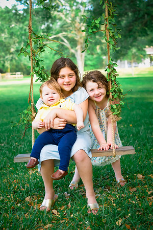 Liza & Family Spring Session