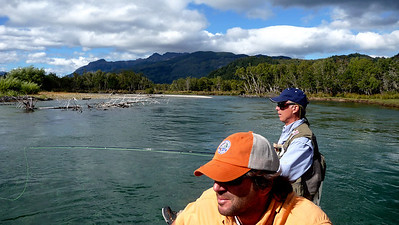 Carrileufu Fishing Lodge - Patagonia