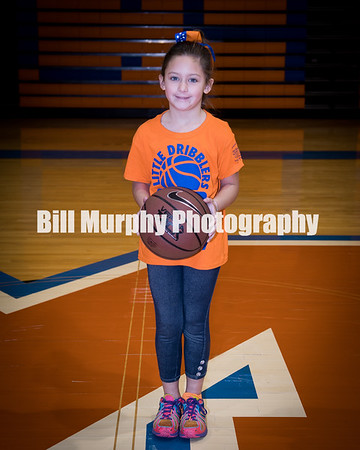 2016  -  2017 Marshall County 1st & 2nd Grade Little Dribblers
