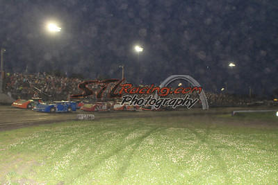 Lucas Oil Late Model Series Event - 5/4/12