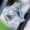 3.16ct Shield Shape Diamond, GIA J VS2 2