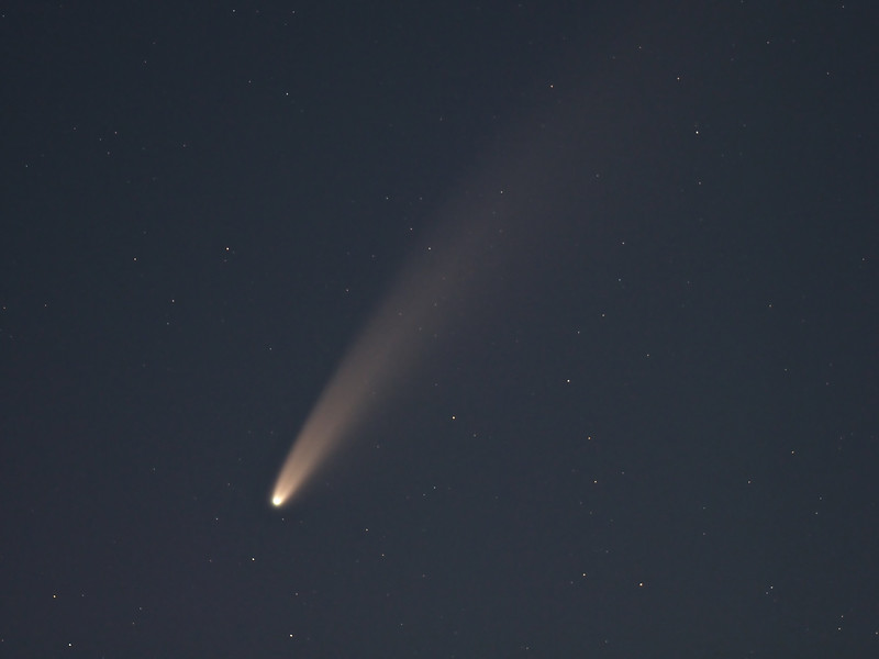 Comet Neowise 12th July
