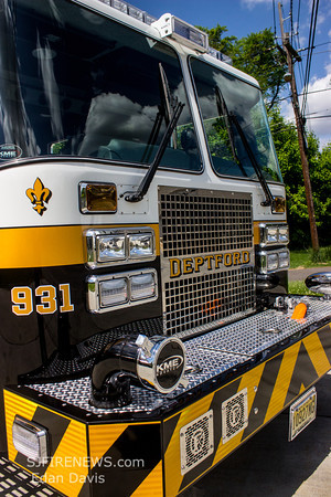 Deptford (Blackwood Terrace), Gloucester County NJ, New Engine 9-31