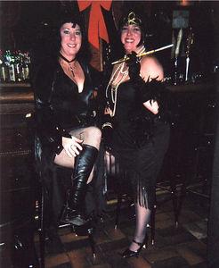 Halloween at Nanny's 2005