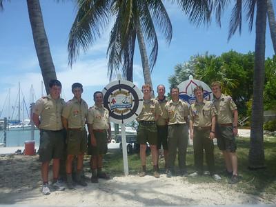 2011 June - Sea Base