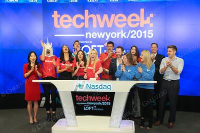 Techweek New York 2015