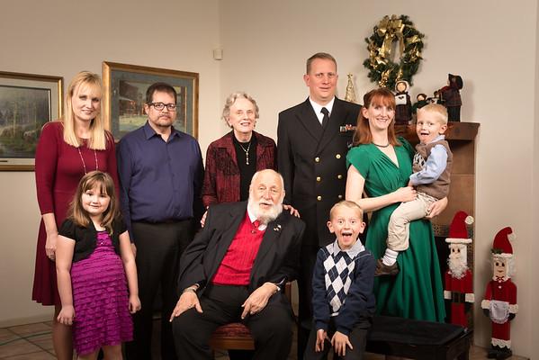 Benham Family