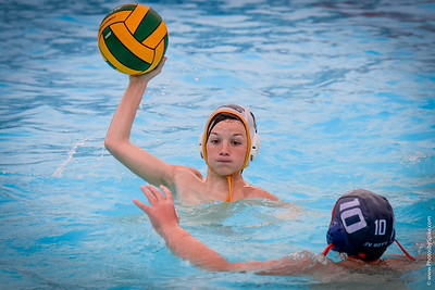 AG Boys JV Water Polo vs Atascadero