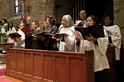 Trinity Episcipol Church - Minister of Music - Patrick McCoy