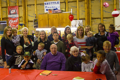 Grandpa Dub 90th Birthday