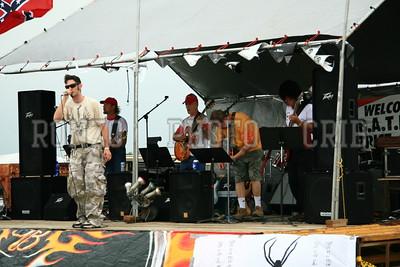 Black Widow Band 2007