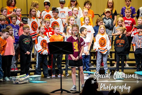 Delano 4th Grade Choir - 2nd half