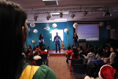 KidSpace Christmas 2012