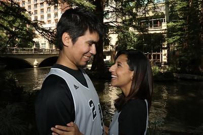 Elias & Andrea Engagement