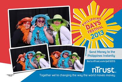 nTrust @ Philippine Days Festival