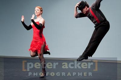 In the Studio - FSU School of Dance