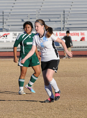 1-2-2013 - Cactus vs Greenway (Liberty Tournament)