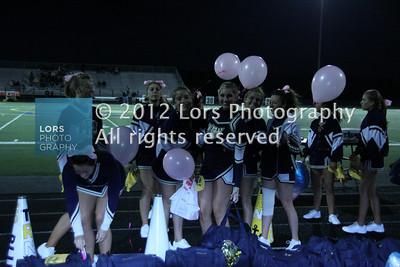 2011-10-14 TRN homecoming football