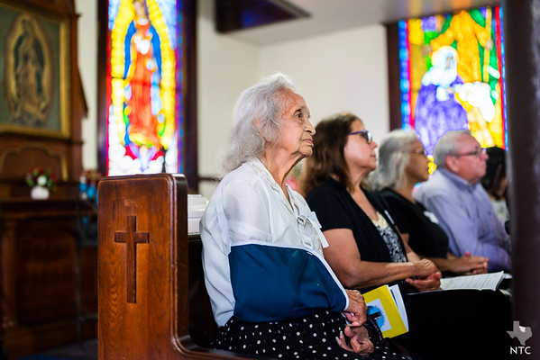St. Rita in Ranger celebrates 100 years