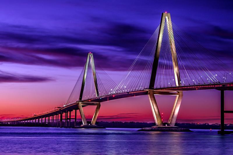 Arthur Ravenel Jr. Bridge, Charleston, SC