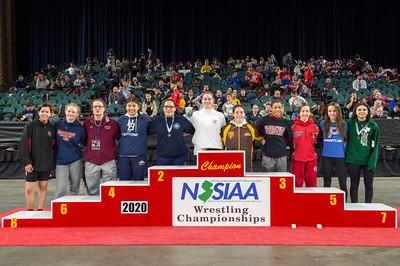 NJSIAA Girls State Championships - Finals 03-07-2020